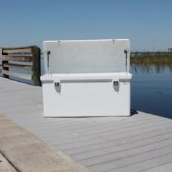 Small Low Profile Dock Box