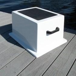 Fiberglass Step Box