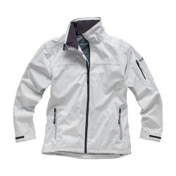 1041 Crew Jacket (Silver, XXL)