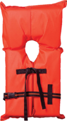 Type II Life Jacket, Child Orange
