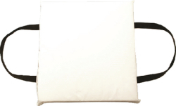 Thowable Foam Cushion, White