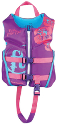 PFD CHILD RAPID-DRY FLEX-B PRP - FULL THROTTL …