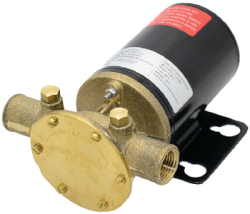 Ultraballast 12V, 12 GPM Run Dry Pump
