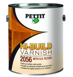 Hi-Build Varnish 2056, Quart- Pettit Paint