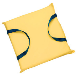 Foam Safety Cushion, Yellow - Seachoice