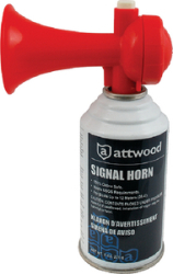 8 oz. Airhorn, 2-Pack