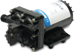 Blaster II 3.5 GPMWashdown Pump, 24V