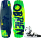 O'Brien Contra 141 Wakeboard with Connect …