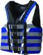 O'Brien Men's 4 Belt Nylon Pro, Blue, …