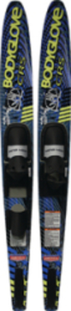 BG CRS ADULT SKIS W/BINDING PR