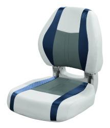Talon Torsa Frame Folding Boat Seat, Lt. Grey …