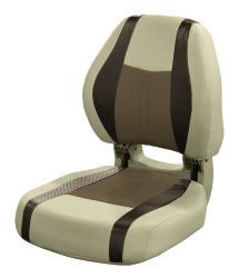 Talon Torsa Frame Folding Boat Seat, Mocha Ja …