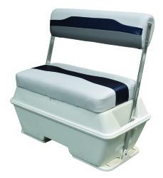 Talon 70 qt. Swingback Cooler Seat, Lt. Grey- …