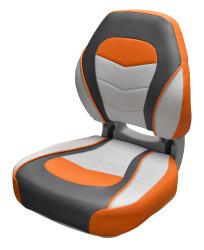 Torsa Sport Folding Boat Seat, Sunburst Orang …