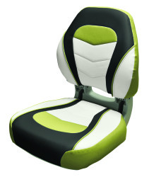 Torsa Sport Folding Boat Seat, Acadia Green/R …