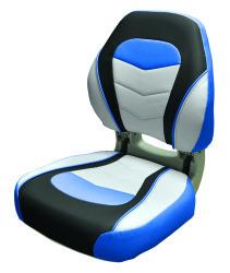 Torsa Sport Folding Boat Seat, Ocean Blue/Ree …