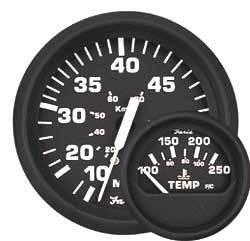 Euro Speedometer 35 Mph - Faria
