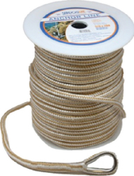"Double Braid Nylon Anchor Line, 3/8"" X 2 …"
