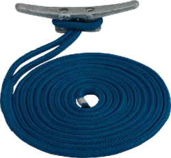 Seadog Line Double Braided Nylon Dock Line, 1 …