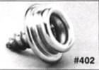 Bulk Pack #402 Fasteners - Taylor Made
