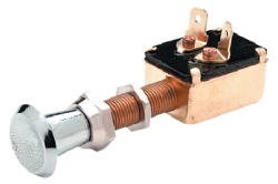 On - Off, Seachoice Push-Pull Switch 11931