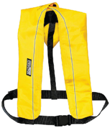Seachoice Type V Manual Inflatable PFD 24G Ye …