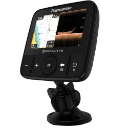 Raymarine Dragonfly 5PRO Gold Combo w/T/M Tra …