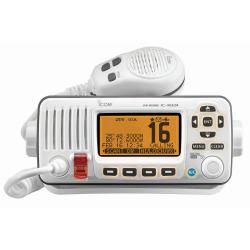 Icom M324 Fixed Mount VHF Marine Transceiver  …