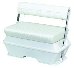 50QT Swingback Cooler Seat,  Brite White - Wi …