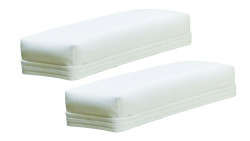 Replacement Arm Pads for WD432/4000/4200, Whi …