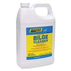 Boat Bilge Cleaner, Gallon - Seachoice