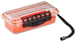 Small Guide Series Waterproof Case, Orange/Cl …