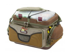 3600 Guide Series Tackle Bag, Tan/Brown - Pla …