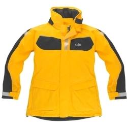 IN12J Coast Jacket (Yellow/Graphite, L)