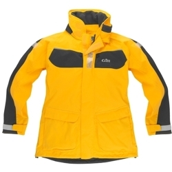 IN12J Coast Jacket (Yellow/Graphite, XL)