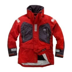 OS22 Offshore Jacket (Red, S)