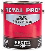 Rustlok Steel Primer 6980, Quart - Pettit Pai …