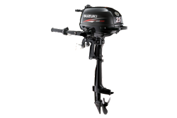 2.5hp Outboard, Short Shaft - Suzuki Marine