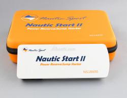 Nautic Start II, 18,000mAh Power Reserve / Ju …