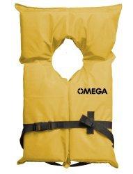AK1 Life Vest - Yellow; Youth