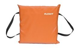 Boat Cushion - Orange
