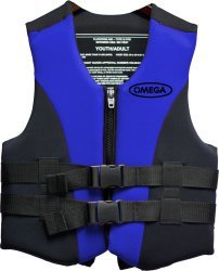 Flex-Fit Neo Vest - Blue; 2X/3X