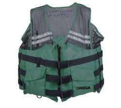 Fishing, Mesh - Green; 2X-Large/3X-Large