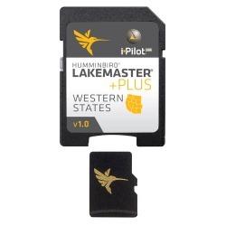 Humminbird LakeMaster Western States PLUS - m …