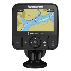 Raymarine Dragonfly 5M GPS w/US Lakes, Rivers …