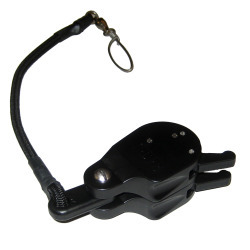 Rupp Double Lok-Up Halyard Line Lock w/Bungee