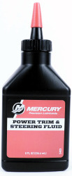 Genuine Mercury Hydraulic Fluid Trim / Steeri …