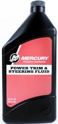 Genuine Mercury Hydraulic Fluid Trim / Steeri …
