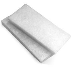 Scrub Pads - White (Fine) 2pk. - Swobbit
