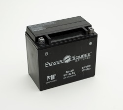 Sealed PWC Battery, WP16L-BS - Power Source B …